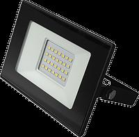 Светодиодный прожектор 10W 550Lm черный