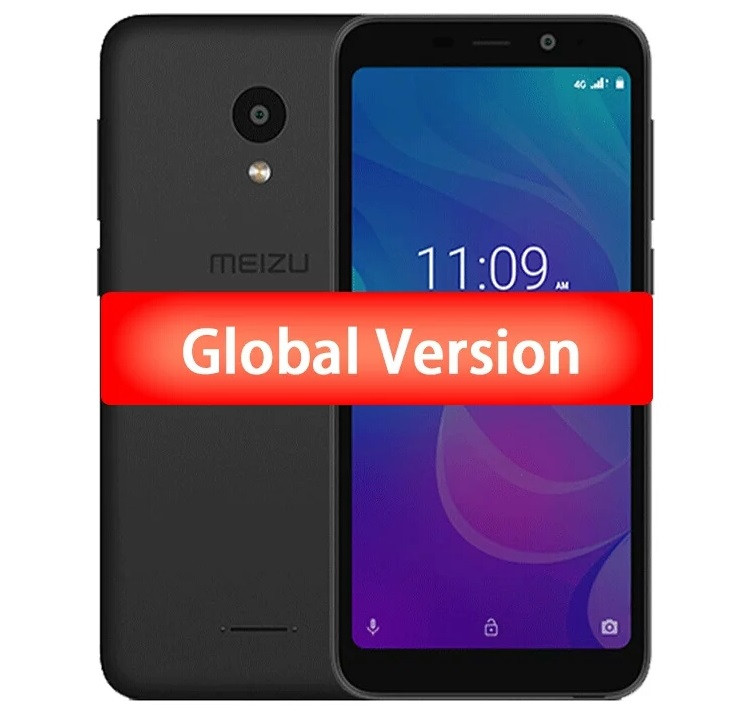 Смартфон Meizu C9 Black 2/16Gb Global Version НОВИНКА!!! ОРИГИНАЛ