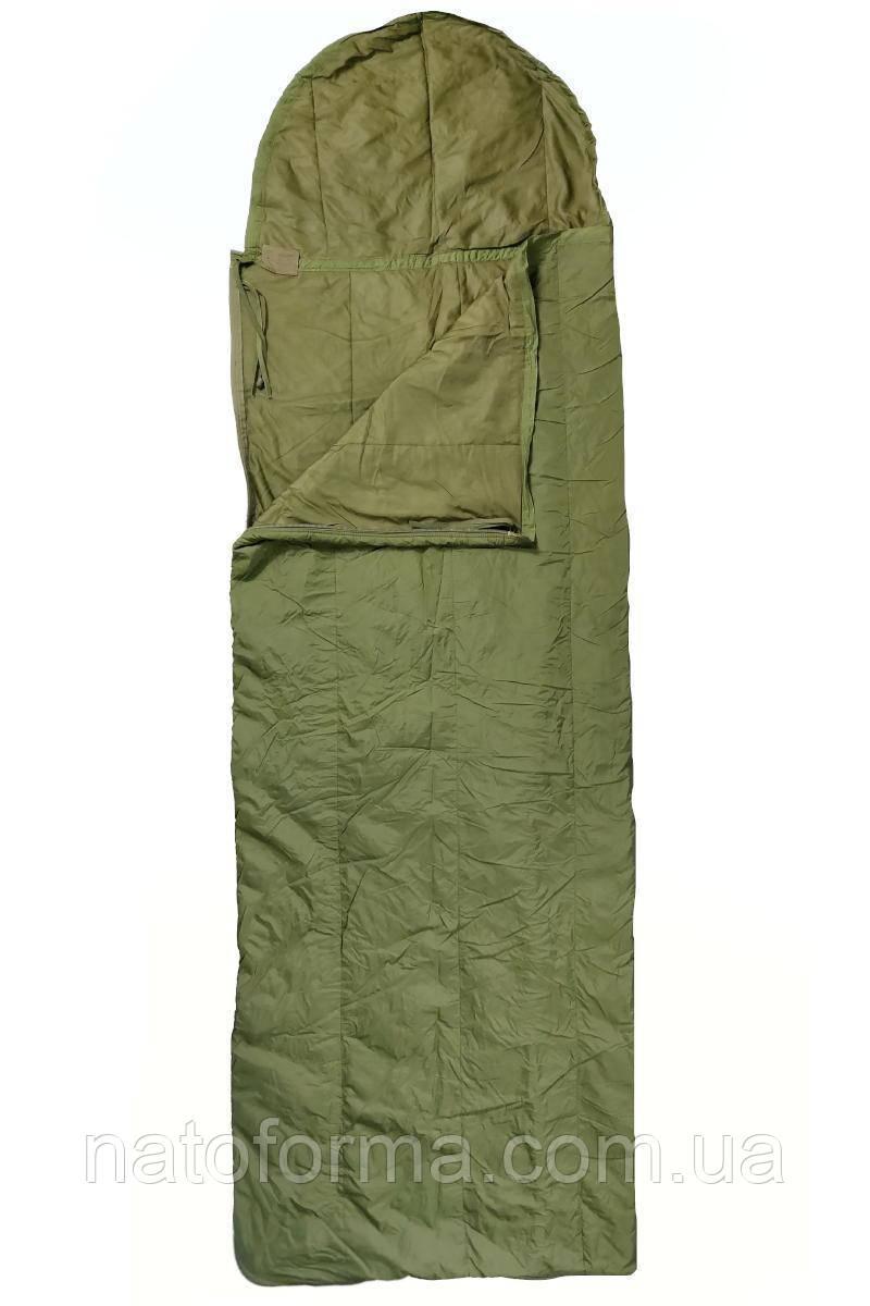 Літній спальний мішок армії Великобританії Sleeping Bag, Warm, б/у (1-й сорт)