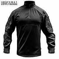 Рубашка UBACS тактическая (S.W.A.T.) Black, фото 2