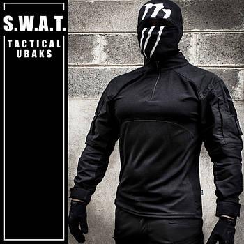 Рубашка UBACS тактическая (S.W.A.T.) Black