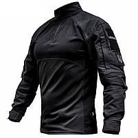 Рубашка UBACS тактическая (S.W.A.T.) Black, фото 4