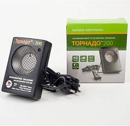 Ультразвуковой отпугиватель крыс, мышей ТОРНАДО-200