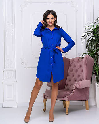 "Платье- рубашка ""Тоскана""  Распродажа модели, фото 2"