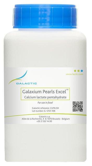Лактат  кальция, Ca lactat,  кальциевая соль молочной кислоты, Е327, обогащение кальцием, желирующее вещество