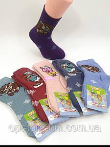 Махровые детские носки 14-16 (22-25обувь)