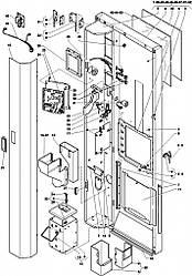 4.Дверь KIKKO внутри ( Door, internal side) Necta Kikko