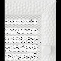 Решетка VENUS белая 22*45 жалюзи