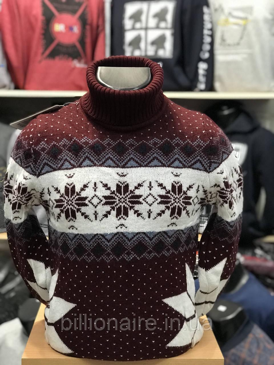Новорічний светр Зірки