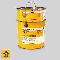 Эпоксидный клей для углеродной ткани Sikadur-330 упак 27 кг