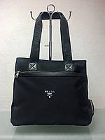 Сумка в стиле бренда черная реплика, фото 1