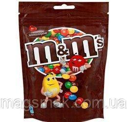 Драже M&M's с шоколадом 125г