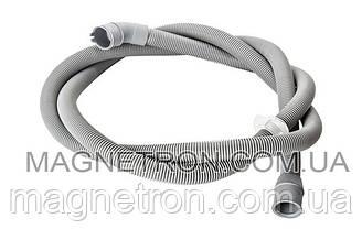 Шланг сливной для стиральной машины Zanussi 140000599013 2,23 м d=27/21mm