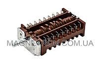 Переключатель режимов для духовки плиты Electrolux 3570285027