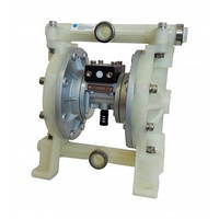 Мембранный насос пневматический Air Pro VAP-PP20T (Тайвань)