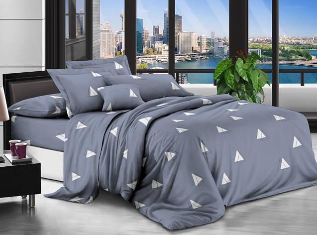 Полуторный комплект постельного белья (ранфорс, 150х220 см), фото 2