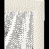 Решетка VENUS кремовая 22*22