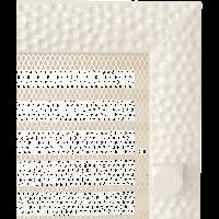 Решетка VENUS кремовая 17*30 жалюзи