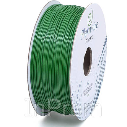 ABS+ пластик для 3D принтера 1.75мм зеленый (400м / 1кг), фото 2
