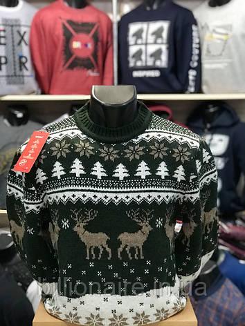 Новорічний светр 2хл, фото 2