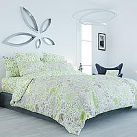 Постельное белье, евро комплект, хлопковое постельное белье, бязевое постельное белье, APUS