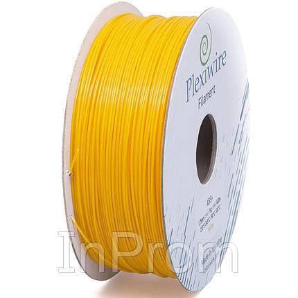 ABS+ пластик для 3D принтера 1.75мм желтый (400м / 1кг), фото 2