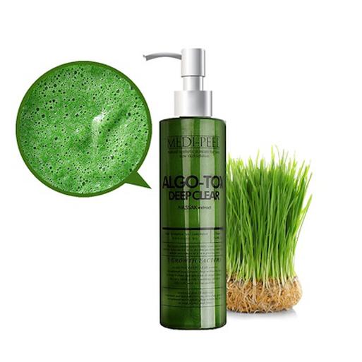 Гель для глубокого очищения кожи с эффектом детокса Medi-peel Algo-Tox Deep Clear 150ml Корея