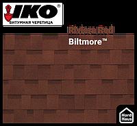 Битумная черепица IKO Biltmore Riviera Red 3,1 м.кв./уп.