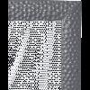 Решетка VENUS графитовая 11*42