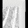 Решетка VENUS белая 11 * 32