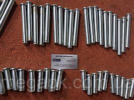 Палець - вісь сталева DIN 1444, ISO 2341, ГОСТ 9650-80