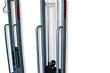 Двойной кроссовер на базе блочной рамы МТБ 4 (стек 4х80 кг) HAUKKA K269, фото 2