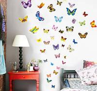Набор декоративных бабочек   (60х30см), фото 1