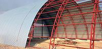 Будівництво та реконструкція зерносховищ,ангарів,cкладів .с, фото 1