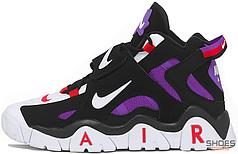 Мужские кроссовки Nike Air Barrage Mid Raptors CD9329-001, Найк Аир Баррадж