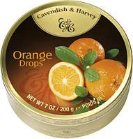 Леденцы Cavendish & Harvey - Orange (Апельсин)