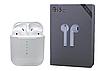 Бездротові навушники i5 TWS Touch Bluetooth V5.0 Білі, фото 2