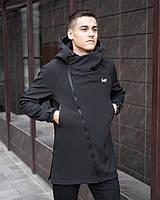 """Мужская демисезонная куртка весна\осень Pobedov Jacket """"Darkness""""."""