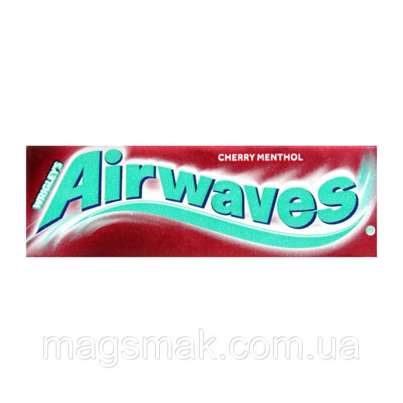 Жевательная резинка Airwaves Вишня Ментол