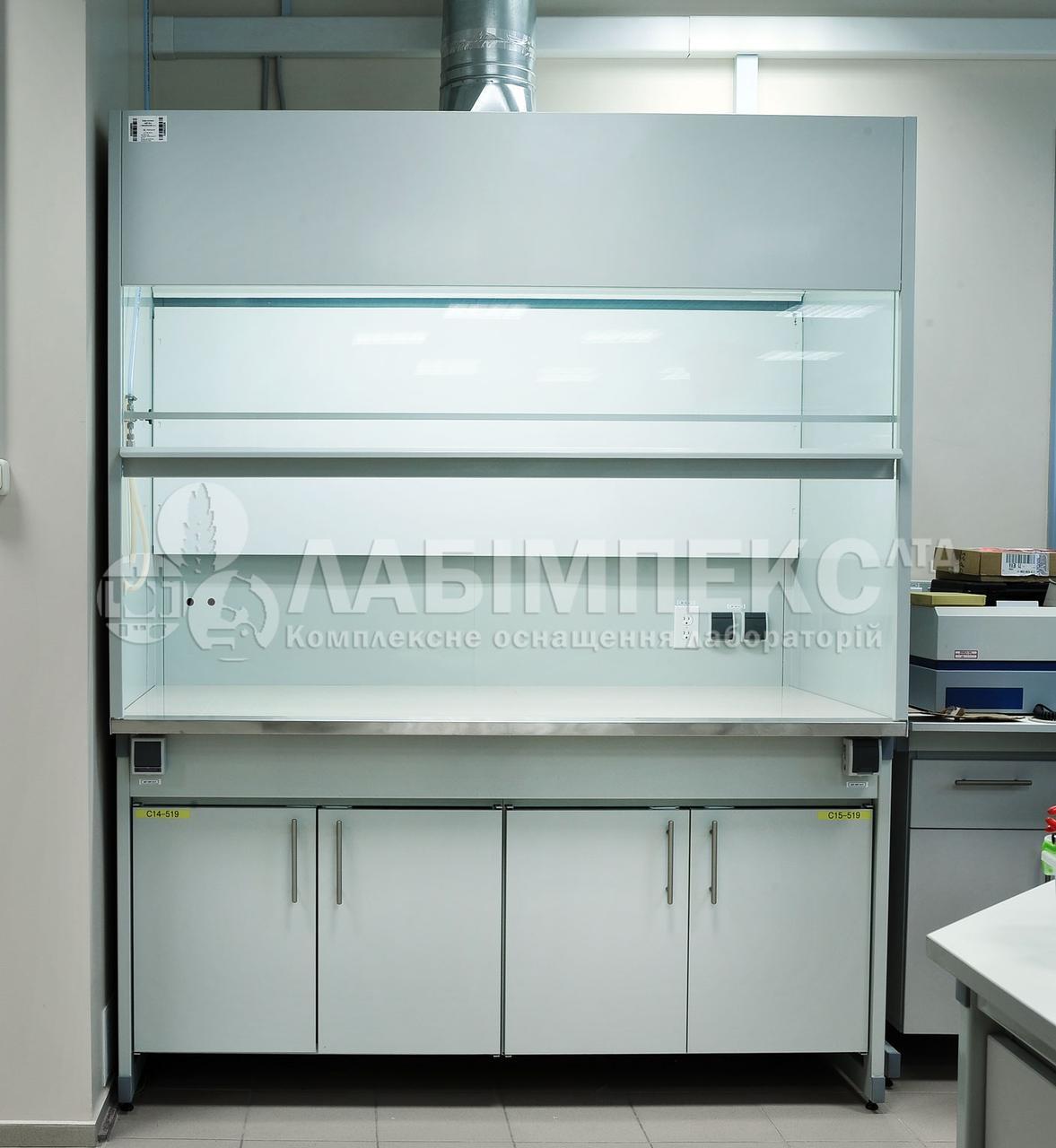 Шкаф вытяжной лабораторный ШВЛ-02