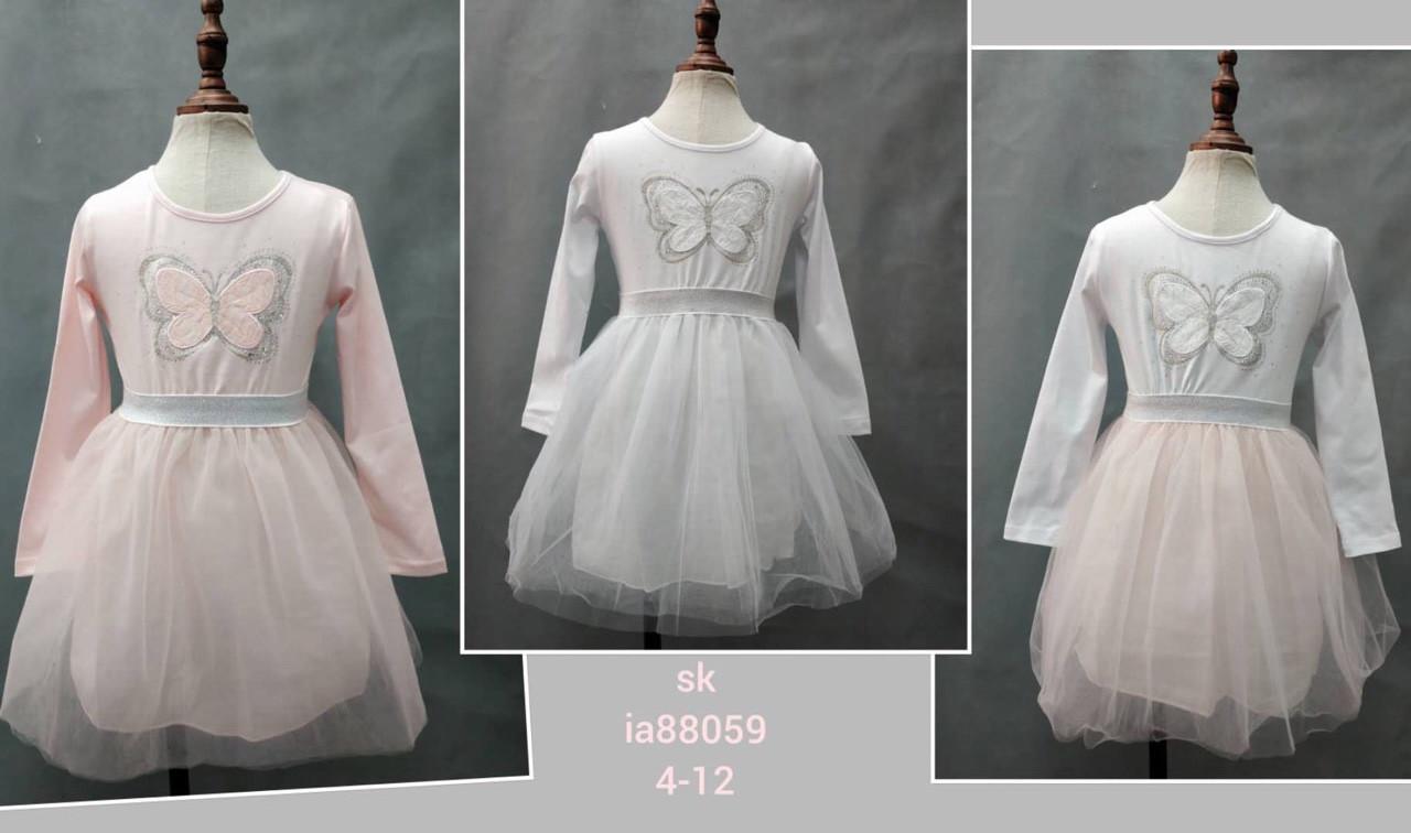{есть:12 лет ,10 лет ,4 года } Платье для девочек Setty Koop, [12 лет ]