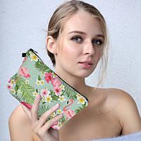 Женская косметичка с принтом