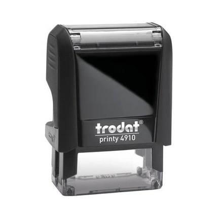 Оснастка Trodat 4910 для штампа 26x9 мм, фото 2