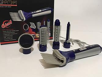 Воздушный стайлер для волос 6 в 1 Gemei GM-4834
