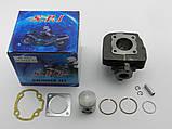 Поршневая (ЦПГ) Suzuki Address/Sepia/ Mollet, 50cc, SPI (тайвань), фото 2
