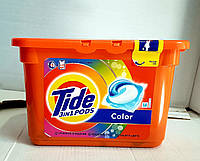 Капсулы для стирки Tide Color 15 шт
