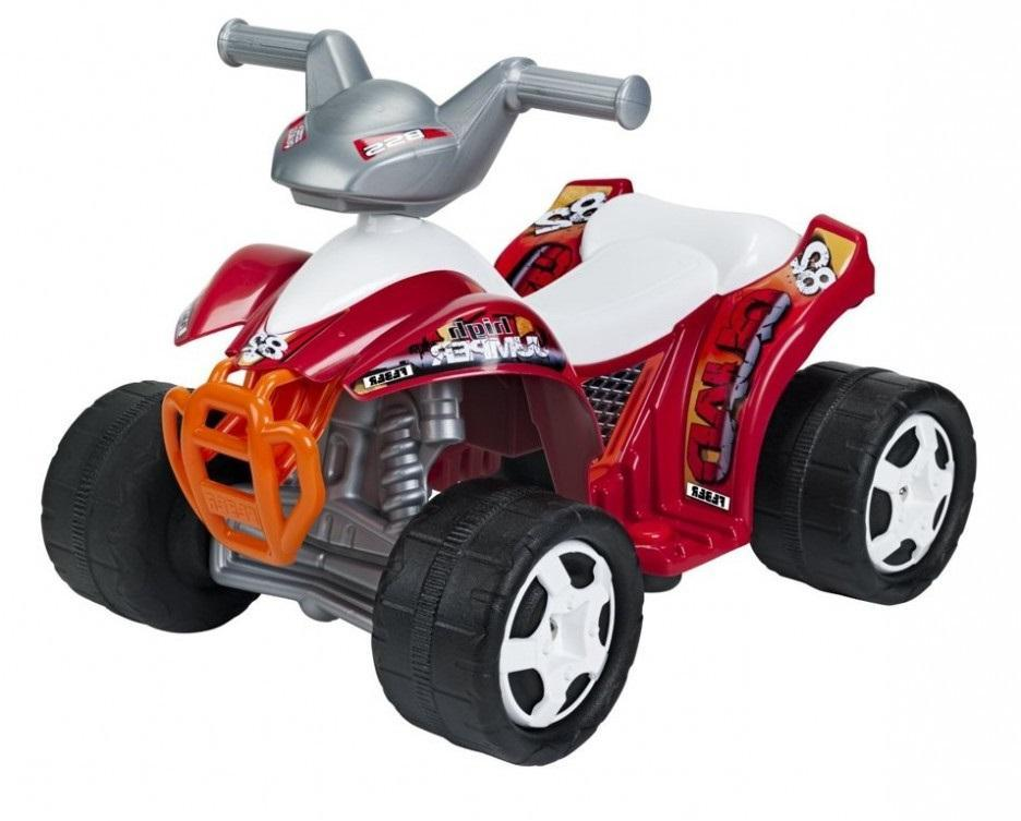 Детский квадроцикл Feber 7633