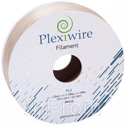 PLA пластик для 3D принтера 1.75мм натуральный (300м / 0.9кг), фото 2