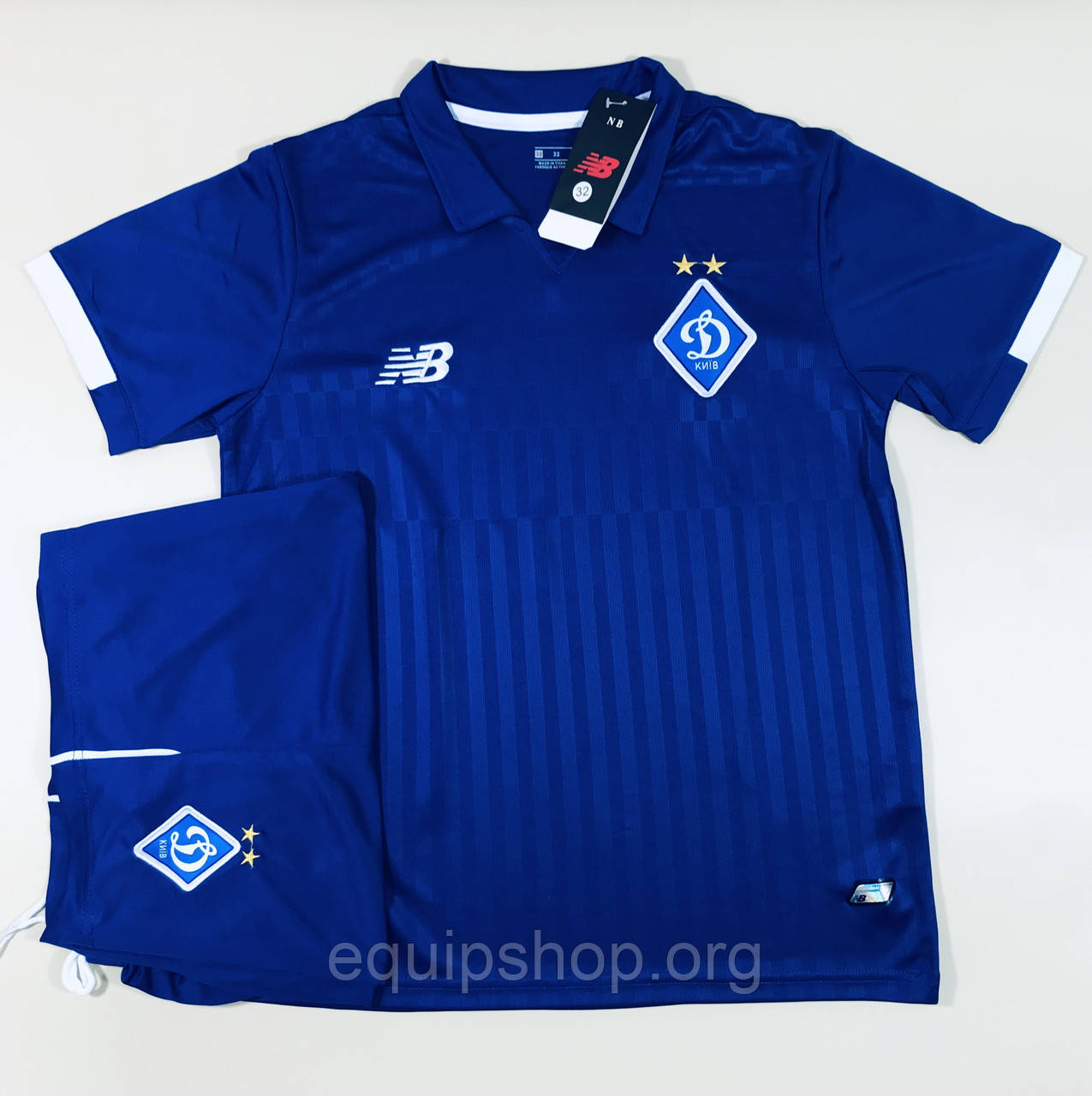 Футбольна форма Динамо Київ виїзна (2018-2019)
