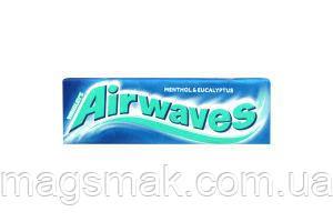 Жевательная резинка Airwaves Ментол Эвкалипт, фото 2